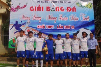 Hội thao mừng đá giải mừng Đảng – mừng Xuân Mậu Tuất 2018