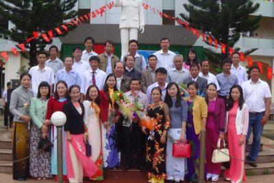 Lễ meeting kỷ niệm 35 năm ngày Nhà Giáo Việt Nam 20/11
