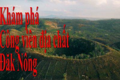 Video đạt giải cuộc thi tìm hiểu công viên địa chất tỉnh Đăk Nông năm 2020